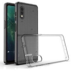 Samsung Galaxy Xcover Pro Ultra-Slim Genomskinligt Skal Transparent