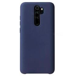 Silikonskal till Xiaomi Redmi Note 8 Pro  - Mörkblå Blå