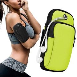 Sportarmband iPhone/Android Vattentät - Grön Grön