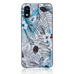 uSync™ Samsung Galaxy A10 Skal - Design Case  Svart
