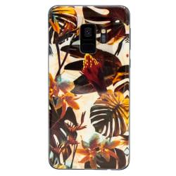 uSync™ Samsung Galaxy S9 - Design Skal - Hårt Svart