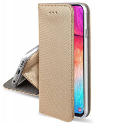 Xiaomi Mi 11 Fodral - Plånboksfodral Guld Guld