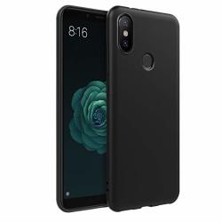 Xiaomi Mi 8 Skal Ultra-Slim Black TPU