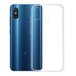 Xiaomi Mi 8 Skal Ultra-Slim Transparent TPU Transparent