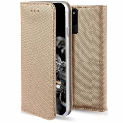 Xiaomi Mi 9 pro - Plånboksfodral Fodral - Guld Guld