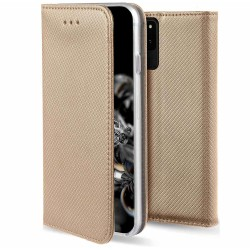 Xiaomi Mi A3 - Plånboksfodral Fodral - Guld Guld