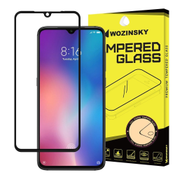 Xiaomi Mi A3 Skärmskydd Heltäckande Transparent