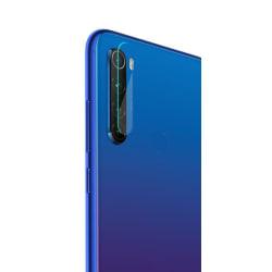 Xiaomi Redmi Note 8 Linsskydd Härdat glas för Kamera Transparent