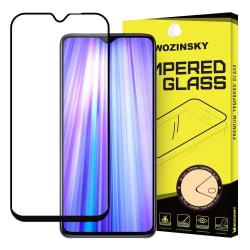 Xiaomi Redmi Note 8 Pro Härdat glas - Heltäckande Skärmskydd Transparent