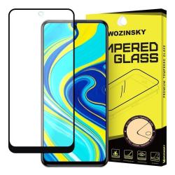 Xiaomi Redmi Note 9 Pro Härdat glas - Heltäckande Skärmskydd Transparent
