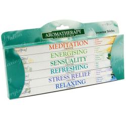 Rökelsestickor 6-Pack  - Aromaterapi