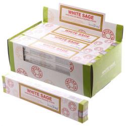 Rökelsestickor, Stamford Masala - Salvia, White Sage