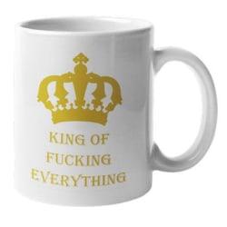 Mugg - King of fucking everything