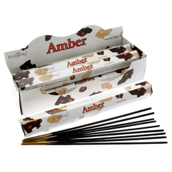 Rökelsestickor - Amber