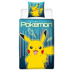 Pokemon Bäddset 150x210cm multifärg