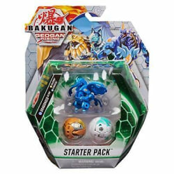 Bakugan Geogan Rising Starter Pack Dragonoid Ultra multifärg