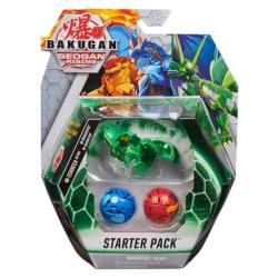 Bakugan Geogan Rising Starter Pack Fenneca Ultra multifärg