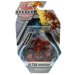Bakugan Geogan Rising Ultra Dragonoid röd multifärg