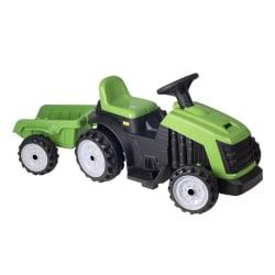 EVO Batteridriven Traktor med släp multifärg