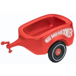 BIG Bobby Car Släp Röd