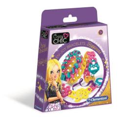 Crazy Chic En-joy Bracelets Happiness multifärg