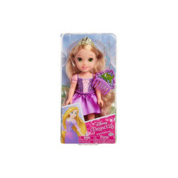 Disney Princess Docka 15cm Rapunzel multifärg