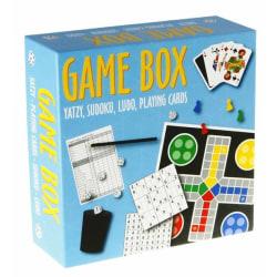 Game Box multifärg