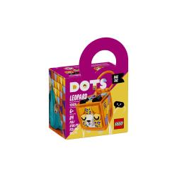 LEGO® DOTS™ Bagagetagg Leopard 41929 multifärg