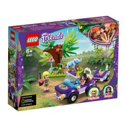 LEGO® Friends Djungelräddning med elefantunge 41421