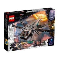 LEGO® Marvel Black Panthers drakflygare 76186 multifärg