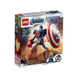 LEGO® Marvel Captain America i robotrustning 76168