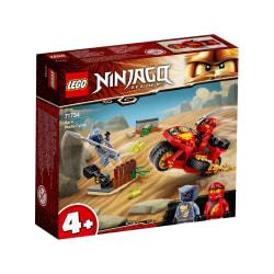LEGO® Ninjago Kais vassa motorcykel 71734 multifärg