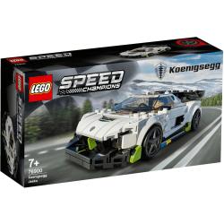 LEGO® Speed Champions Koenigsegg Jesko 76900 multifärg