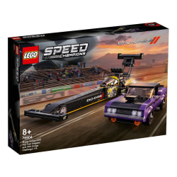LEGO® Speed Champions Mopar Dodge SRT Top Fuel Dragster,1970 Dod multifärg