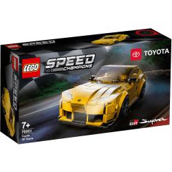 LEGO® Speed Champions Toyota GR Supra 76901 multifärg
