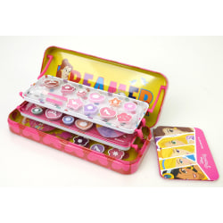 Disney Princess Sminkbox tre lager multifärg