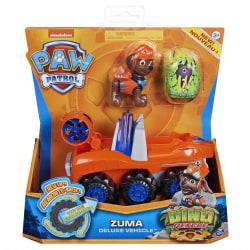 Paw Patrol Dino Rescue Deluxe Fordon Zuma multifärg