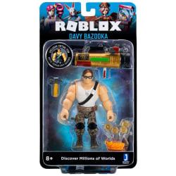 ROBLOX Figurpaket Davy Bazooka multifärg