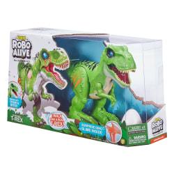 Roboalive Attacking T-Rex Grön
