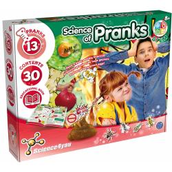 Science of Pranks Experimentlåda Se/Dk
