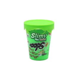Slimy Ooops Pruttslime 80g Grön multifärg