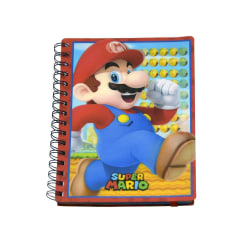 Super Mario Anteckningsbok