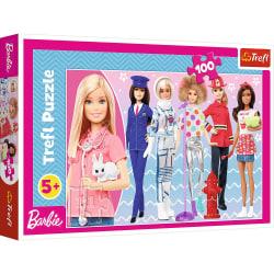 Trefl Barbie Pussel 100 bitar 16385