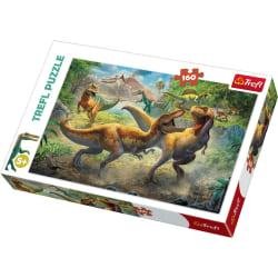 Trefl Dinosaurier Pussel 160 bitar 15360