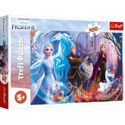 Trefl Disney Frozen 2 Pussel 100 bitar 16366