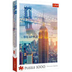 Trefl New York at dawn Pussel 1000 bitar 10393