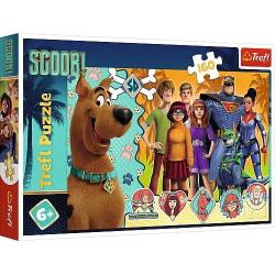 Trefl Scooby Doo Pussel 160 bitar 15397