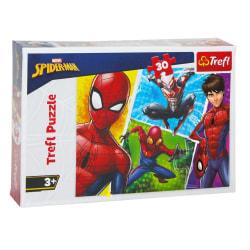 Trefl Spiderman Pussel 30 bitar 18242