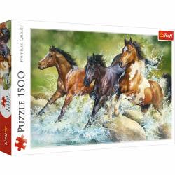 Trefl Three wild horses Pussel 1500 bitar 26148