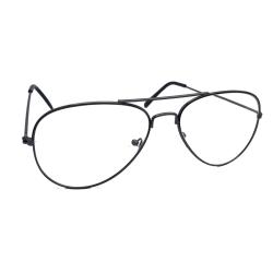 Läsglasögon Pilot +2.50 Duga Svart Svart